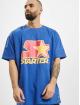 Starter T-Shirt Colored Logo blau