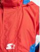 Starter Übergangsjacke Logo rot