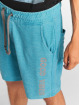 Stitch & Soul Short Sweat bleu 1