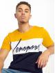 Stitch & Soul T-Shirt Haka yellow