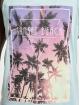 Stitch & Soul Tank Tops Sunset Beach blau