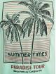 Stitch & Soul Trika Summer Paradise tyrkysový