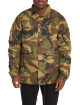 Stüssy Übergangsjacke Camo Cruize Coach camouflage 1