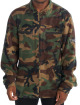 Stüssy Übergangsjacke Polar Fleece Full Zip camouflage 1