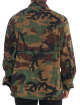 Stüssy Übergangsjacke Polar Fleece Full Zip camouflage 3