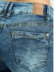 Sublevel Облегающие джинсы Leonie синий