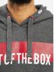Sublevel Hupparit Box harmaa