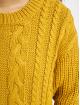 Sublevel Pulóvre Knit žltá
