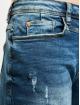 Sublevel Shorts Denim Bermuda blå