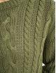 Sublevel Sweat & Pull Knit vert