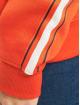 Sublevel Sweat capuche Sina orange