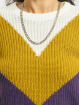 Sublevel Swetry Knit fioletowy