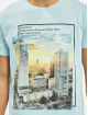 Sublevel T-Shirt Big City blau