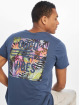 Sublevel T-Shirt Good Vibes bleu 0