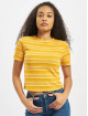 Sublevel T-Shirt Shortsleeves Roundneck orange