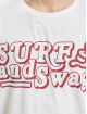 Sublevel T-Shirty Surf bialy