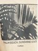 Sublevel T-Shirty Palm Beach pomaranczowy