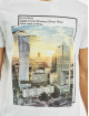 Sublevel T-Shirty Big City szary