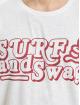 Sublevel Tričká Surf biela