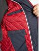 Sublevel Winter Jacket notmyprob blue 3