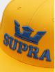 Supra Snapback Cap Above II gelb 3