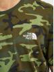 The North Face Camiseta Simple Dome camuflaje
