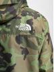 The North Face Übergangsjacke Fanorak Brushwood camouflage