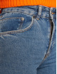 The Ragged Priest Jeans de cintura alta Darling Printed azul 3