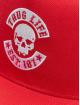Thug Life Casquette Snapback & Strapback B.Golden rouge 3