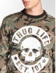 Thug Life Pullover B.Camo camouflage 1