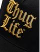 Thug Life Snapback Cap Nico nero 3