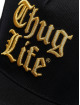 Thug Life Snapback Cap Nico schwarz 3