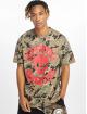 Thug Life T-Shirt B.Distress camouflage