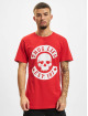 Thug Life T-Shirt B.Skull rouge