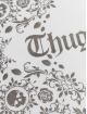 Thug Life T-Shirt Prinz weiß 6