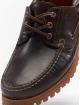 Timberland полуботинок Authentics 3 Eye Classic Lug коричневый