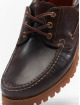 Timberland Chaussure basse Authentics 3 Eye Classic Lug brun