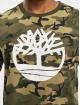 Timberland T-shirts K-R Aop Camo grå