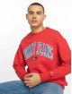 Tommy Jeans Pullover Clean Collegiate rot 0