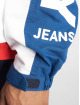 Tommy Jeans Übergangsjacke Graphic Popover blau 3