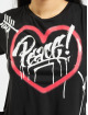 trueprodigy T-Shirt Peace And Harmony schwarz 3