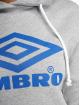 Umbro Hoody Logo grijs 3