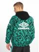 Umbro Lightweight Jacket Azteca ZT black 1