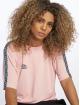 Umbro T-shirts Scoop Back rosa 2