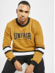 UNFAIR ATHLETICS Pullover College yellow