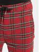 Urban Classics Šortky Checker červený
