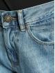 Urban Classics Джинсы-трубы Ladies High Waist 90´s Wide Leg синий