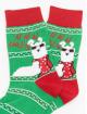 Urban Classics Носки Christmas Lama Mix цветной