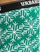 Urban Classics Семейные трусы Christmas Norwegian 3-er Pack черный