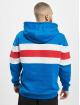 Urban Classics Толстовка Chest Striped синий